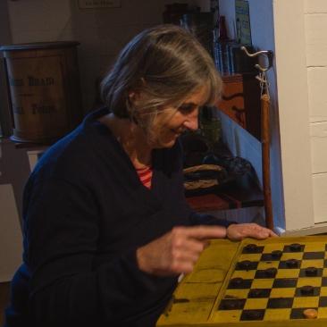 Jeannie Jenkins, Co-Founder & Volunteer